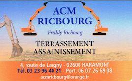 Carte de visite ACM RICBOURG
